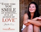 Smile! 5 Reasons It Will Make You Happy | Healing Power | Scoop.it