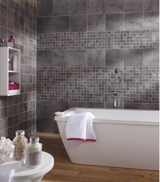 Carrelage salle de bain lequel choisir imm - Choisir carrelage salle de bain ...