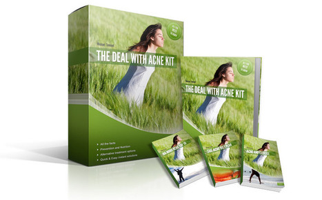 The Deal With Acne Kit - The Ultimate Acne Solution | Natural Solutions For Women's Health and Beauty | Scoop.it