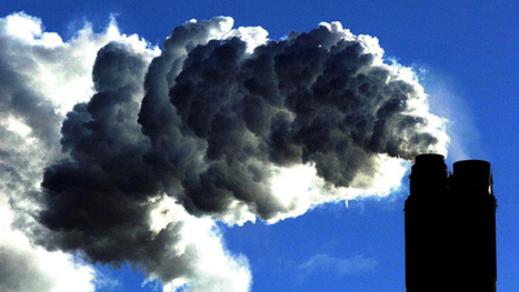 The world's carbon dioxide levels just hit a staggering new milestone | Learning to learn | Scoop.it