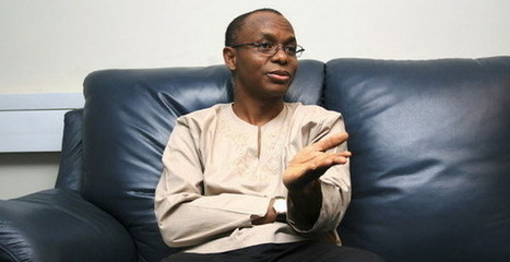El-Rufai Accuses Jonathan Of Dividing Nigeria Along Religious And Ethnic Lines | Africa | Scoop.it