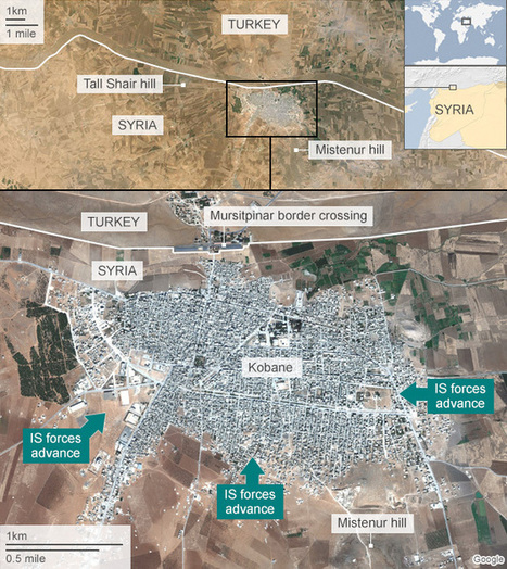 Air strikes 'will not save Kobane' | AlexWilliam46 | Scoop.it