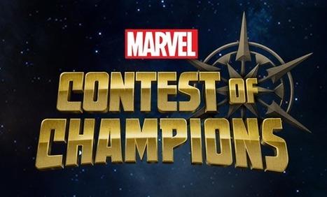 Bertarung Dengan Superhero Marvel Dalam Game Marvel Contest of Champions | Download Game Gratis | Movie and game | Scoop.it