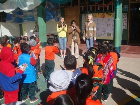 "Review Adrianne Volunteer in Cusco, Peru Children Care Center Abroaderview.org | ""#Volunteer Abroad Information: Volunteering, Airlines, Countries, Pictures, Cultures"" 