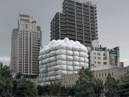 Concept Bubble Building, le bâtiment de demain de Shangaï ? | Construction l'Information | Scoop.it