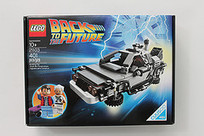 LEGO CUUSOO Back to the Future DeLorean Time Machine (21103) Review | The Brick Fan | Scoop.it