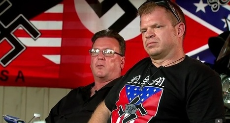 White nationalist leader: 'Every alt-right #Nazi I know is volunteering for the #Trump campaign' | USA the second nazi empire | Scoop.it