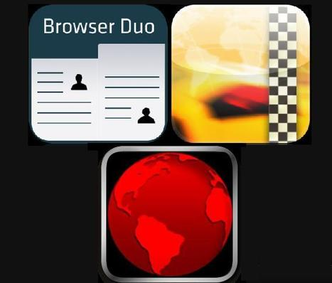 3 iPad Alternative Browsers to Safari for a Richer Internet Experience | Elementary Classroom Technology | Scoop.it
