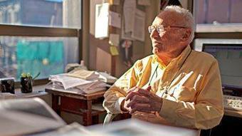 Longtime science writer is quite the specimen himself: He's 94 | Longevity Strategies | Scoop.it
