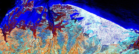 Lençóis Maranhenses dune system | Mangrove - Landsat SWIR | Agronegócio | Scoop.it