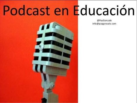 5 Pasos para Crear Recursos de Audio para nuestras Clases | Educommunication | Scoop.it