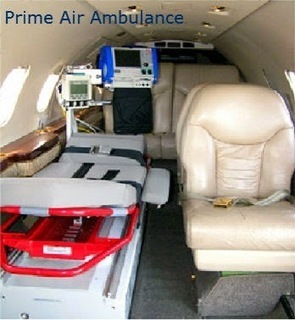 Emergency Air Ambulance: Swifter, Safer, Well Equipped and Responsible Method of Airlifting the Critical Patients | Prime Air Ambulance Services | Scoop.it