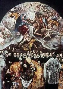 El entierro del Conde de Orgaz.El GRECO | The burial of the count of Orgaz | Scoop.it