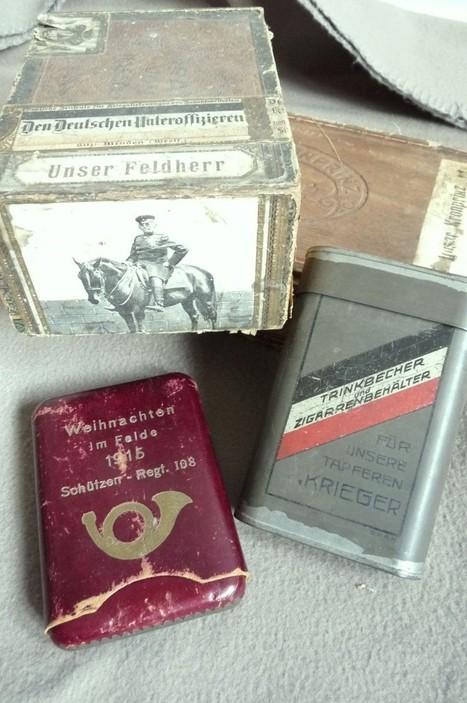 le tabac | Collection de boite en fer | Scoop.it
