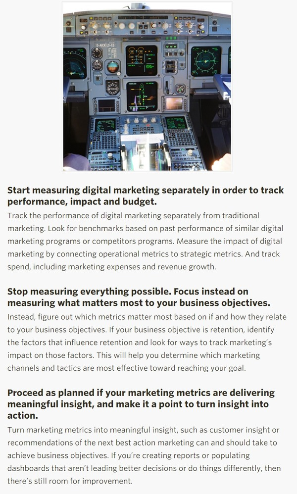 3 Ways to Advance Your Use of Digital Marketing Metrics - Gartner | The Marketing Technology Alert | Scoop.it