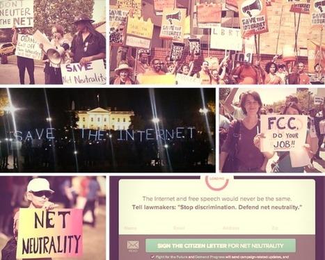 Neutralité du net : Internet est désormais un « bien public » aux Etats-Unis | Méta-media | CLEMI. Infodoc.Presse  : veille sur l'actualité des médias. Centre de documentation du CLEMI | Scoop.it