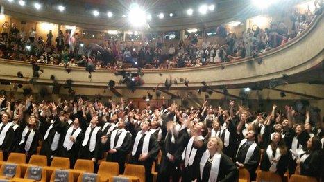 La première promotion de docteurs de l'Université Paris-Saclay est diplômée   Université Paris Saclay   Université Paris-Saclay : revue de presse   Scoop.it