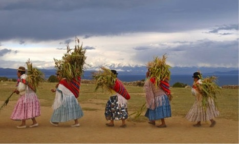 Indigenous Peoples Stand Up to Save Native Corn | Cultural Worldviews | Scoop.it