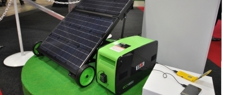 XSOL – Portable solar-powered generator – power yourself outdoors during camping and other activities | the Wild & Wonderful Outdoors | Scoop.it
