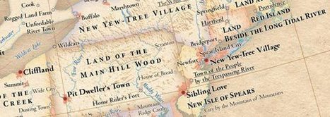 5 unconventional maps to get lost in | TED Blog | Social Studies: The Core | Scoop.it
