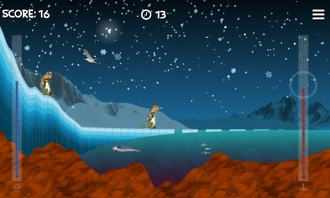 Scientists develop interactive game demonstrating impact of climate change on the Antarctic | Sustain Our Earth | Scoop.it