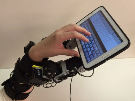 Here's That Extra Pair of Robot Fingers You've Always Wanted - IEEE Spectrum | leapmind | Scoop.it