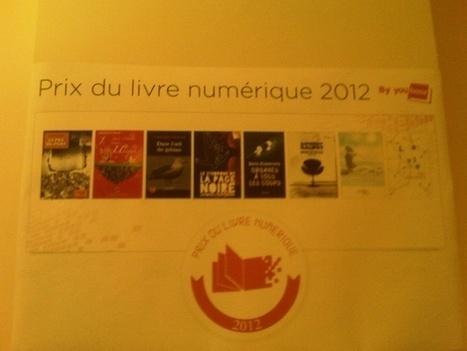 Remise du Prix du livre numérique 2012, par Youboox | Responsable des communications chez Fides | Scoop.it