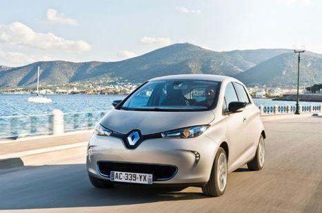 Les Français sont devenus les plus gros acheteurs de véhicules électriques en Europe | Mobilité et Transports | Scoop.it