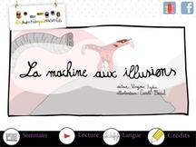 La Souris Qui Raconte propose des histoires et contes en ligne pour enfant | Contes et autres histoires | Scoop.it