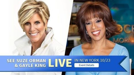 Suze Orman : Personal Financial Guru : Can I Afford it : The Approved Card : Suze Show | Writer, Book Reviewer, Researcher, Sunday School Teacher | Scoop.it
