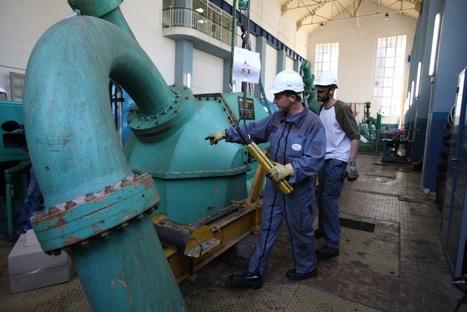 La SHEM ouvre ses installations hydroélectriques en vallée du Louron | Vallée d'Aure - Pyrénées | Scoop.it
