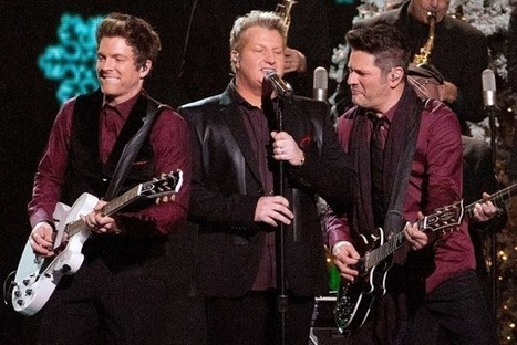 Rascal Flatts Are Planning a Christmas Album … and Another Studio Record | Country Music Today | Scoop.it