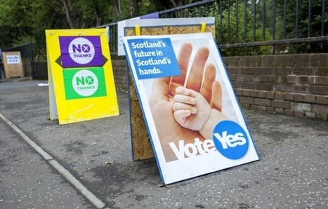'UK may offer Scots second independence referendum' - Scotsman | My Scotland | Scoop.it