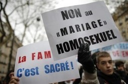 Short of Victory, French Homophobes Resort to Violence | Daily Crew | Scoop.it