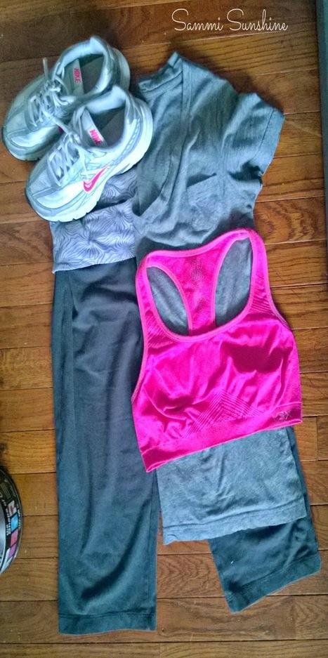 Sammi's World: My Work Out Outfit   Sammi Sunshine   Scoop.it