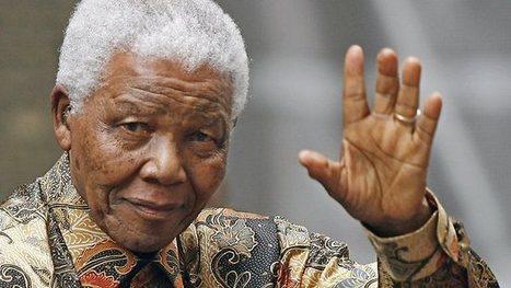 Good Bye! Nelson Mandela   Nelson Mandela Photos   FanPhobia - Celebrities Database   Celebrities and there News   Scoop.it