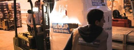 Handicap International envoie des spécialistes de l'urgence au Népal | Infogreen | Le flux d'Infogreen.lu | Scoop.it
