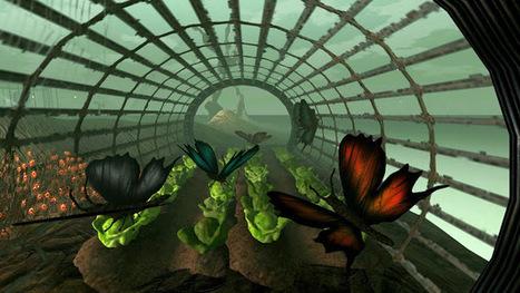 """Arachnid"" von Cica Ghost - Second Life - Echt Virtuell | Second Life Destinations | Scoop.it"