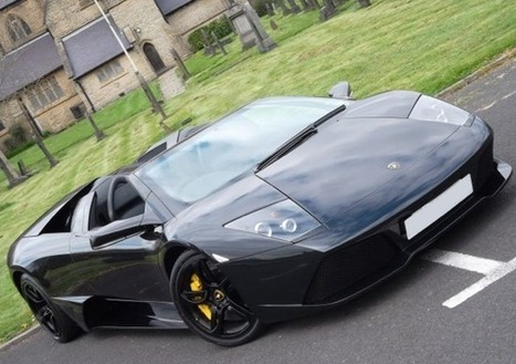 Lamborghini Murcielago | Luxury Limousines by Exclusive Hire | Scoop.it