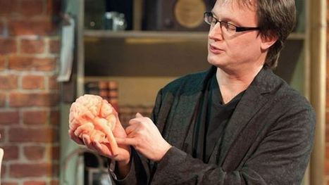 RI Channel: Christmas Lectures 2011: Bruce Hood - Who's in charge here anyway? | cognition | Scoop.it