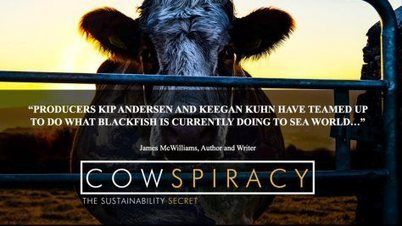 Cowspiracy: The Sustainability Secret--a Review of a Terrific Video | GarryRogers Biosphere News | Scoop.it