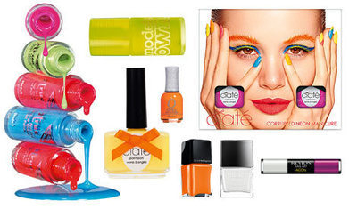 The best neon nail polish - The Guardian | Nails, Beauty, Fashion, Hersham | Scoop.it