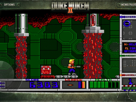 Remake do clássico Duke Nukem 2 chega ao iOS | Science, Technology and Society | Scoop.it