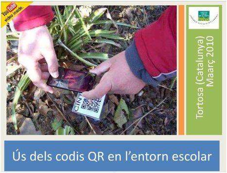 ¡Interesante!: Códigos QR en educación - QREdu Blog | Maestr@s y redes de aprendizajes | Scoop.it