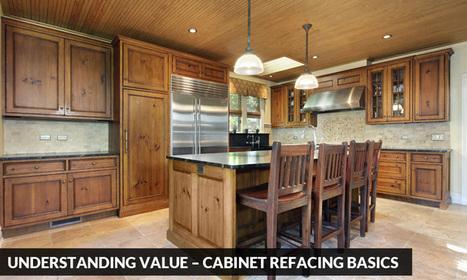 Understanding Value – Cabinet Refacing Basics | Kitchen Solvers Franchise | Home Improvement Franchise | Scoop.it