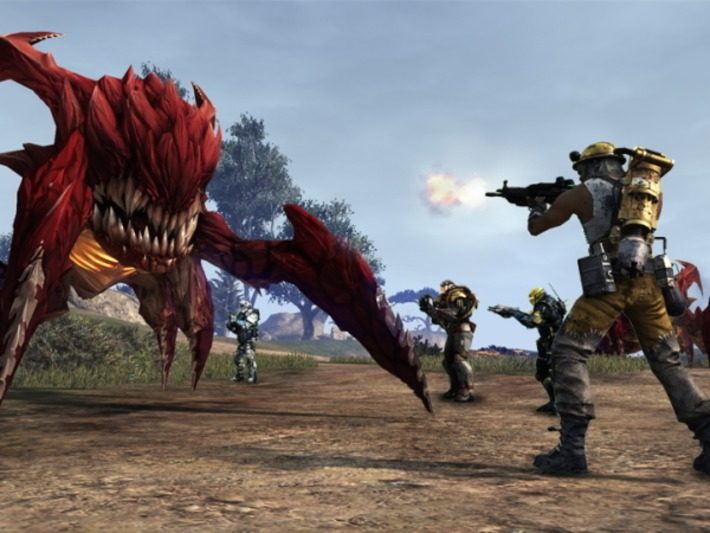 SyFy and Trion launch Defiance transmedia experience   Machinimania   Scoop.it