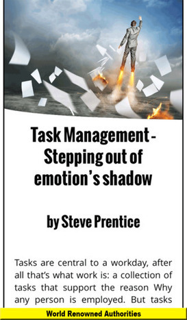 Time Management Magazine - Productivity Tips and Help to Achieve Your Goals, Manage Your Todo Tasks and Calendar | Efficient Software | Scoop.it