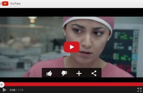 [VIDEO] Empowered Patient Experience - MTS Internet Baby Ad. | Peer Reviews in Social Care | Scoop.it