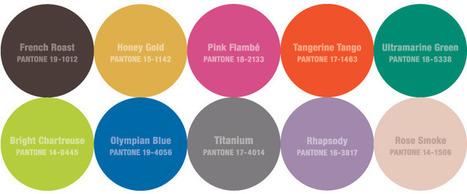 Pantone Fashion Color Report Fall 2012 - Fashion Design Trends - Pantone.com | Fashion Technology Designers & Startups | Scoop.it