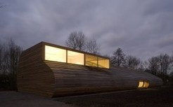 70F | Sheep stable Almere | sustainable architecture | Scoop.it